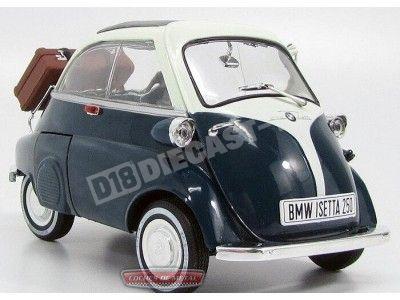1955.- BMW ISETTA 250 Guayana (RE08469). Cochesdemetal.es