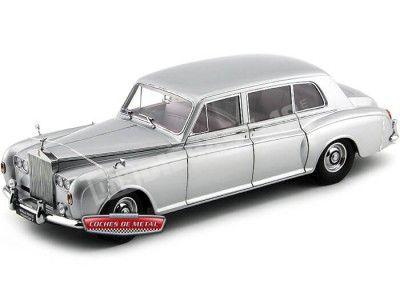 1964 Rolls-Royce Phantom V MPW Limousine Gris Metalizado Paragon Models 98211L Cochesdemetal.es