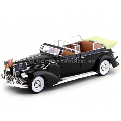 1939 Lincoln Sunshine Special Limousine 1:24 Lucky Diecast 24088 Cochesdemetal.es