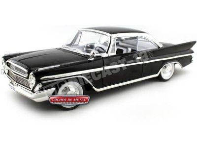 1961 Desoto Adventurer Negro Metalizado Yat Ming 92738 BK