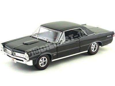 1965 Pontiac GTO Hurs Edition Negro 1:18 Maisto 31885 Cochesdemetal.es