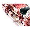 1938 Ahrens-Fox VC Camión de bomberos Rojo 1:24 Lucky Diecast 20178 Cochesdemetal.es
