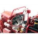 1935 Mack Type 75BX Camión de bomberos Rojo 1:24 Lucky Diecast 20098 Cochesdemetal.es