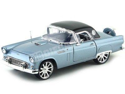 1956 Ford Thunderbird Custom Azul Motor Max 79005 Cochesdemetal.es