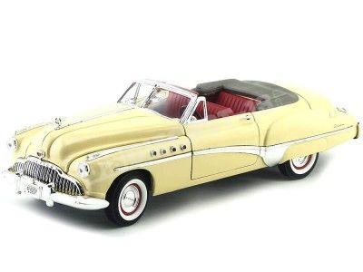 1949 Buick Roadsmaster Open Convertible Amarillo Motor Max 73116