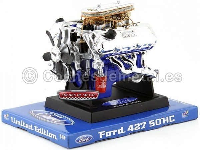 Motor Ford 427 SOHC 1:6 Liberty Classics 84025 Cochesdemetal.es