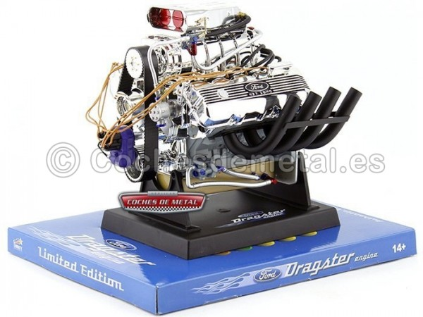 Motor Ford Dragster 427 SOHC 1:6 Liberty Classics 84029 Cochesdemetal.es