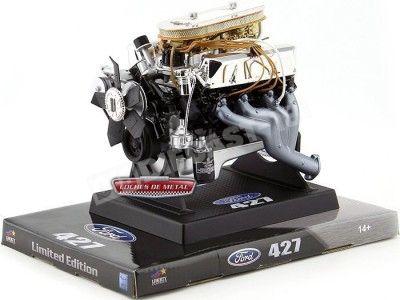 Motor Ford 427 Wedge 1:6 Liberty Classics 84032 Cochesdemetal.es