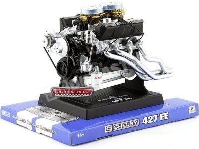 Motor Ford Shelby Cobra 427 FE 1:6 Liberty Classics 84427 Cochesdemetal.es