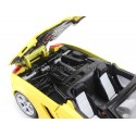 2000 Lamborghini Gallardo Spyder Amarillo 1:18 Bburago 12016 Cochesdemetal.es