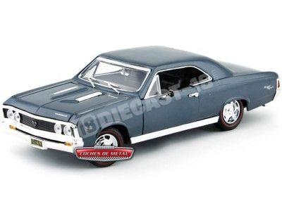 1967 Chevrolet Chevelle SS 396 Azul Motor Max 73104