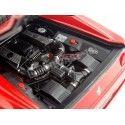 1994 Ferrari F355 Spider Berlinetta Rojo 1:18 Hot Wheels Elite BLY34 Cochesdemetal.es