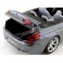 2012 BMW M6 Cabriolet F12M Space Grey 1:18 Paragon Models 97062 Cochesdemetal.es