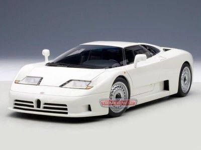 1991.- BUGATTI EB110 GT White AUTOart 70978 Cochesdemetal.es