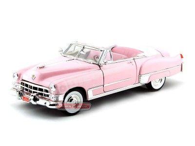 """1949 Cadillac Coupe De Ville Convertible """"Elvis Presley"""" Motor City 48887 Cochesdemetal.es"""