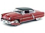 1952 Lincoln Capri Granate Metalizado 1:18 Yat Ming 92808