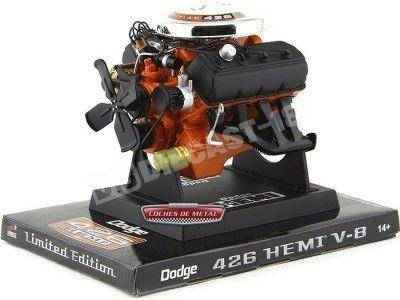 Motor Dodge 426 Hemi V-8 1:6 Liberty Classics 84023 Cochesdemetal.es