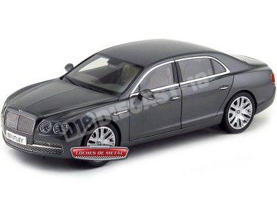2012 Bentley Continental Flying Spur W12 Granite 1:18 Kyosho 08891GN Cochesdemetal.es