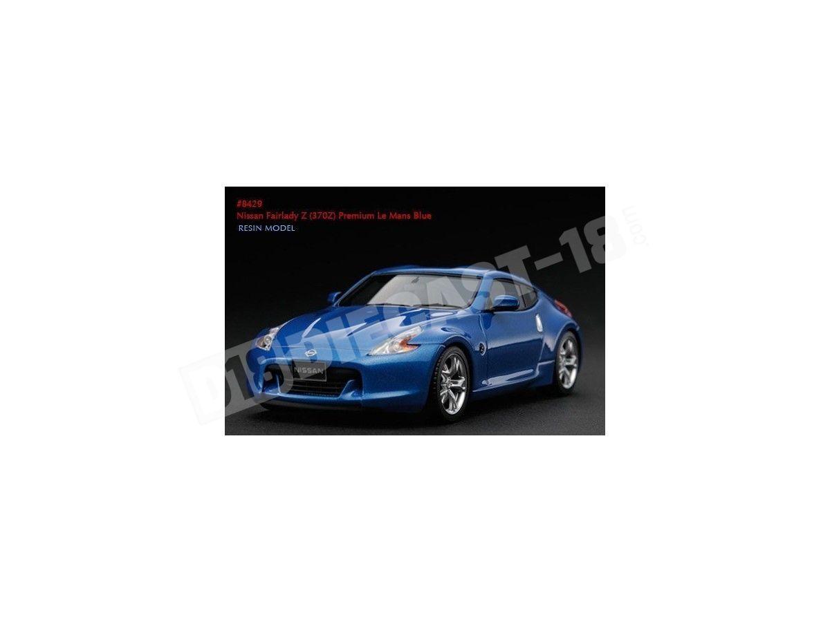 2004 Nissan Fairlady Z Premium Lemans Blue 1:43 HPI Racing 8429 Cochesdemetal.es