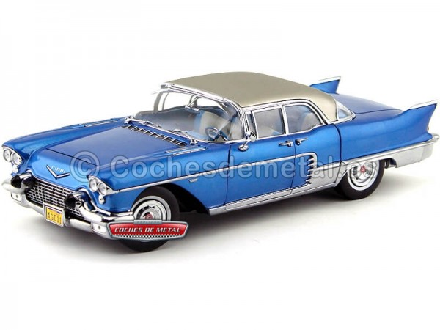 1957 Cadillac Eldorado Brougham Lake Placid Blue Sun Star 4011 Cochesdemetal.es