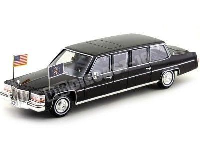 1983 Cadillac Presidential Limousine 1:24 Lucky Diecast 24098 Cochesdemetal.es