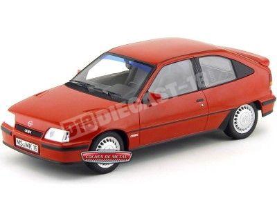 1989 Opel Kadett E GSI Rojo Metalizado Norev 183610 Cochesdemetal.es