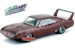 "1969 Dodge Charger Daytona Custom ""Fast and Furious VI"" 1:18 Greenlight 19003"