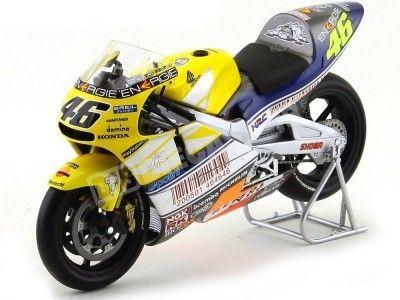 2001 Honda NSR 500 World Champion GP 500 Le Mans Minichamps 122016176 1:12. Cochesdemetal.es