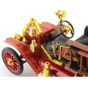 1914 Ford Model T Fire Engine Bomberos Rojo 1:18 Lucky Diecast 20038 Cochesdemetal.es