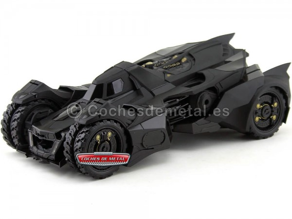 2015 The Arkham Knight Batmobile 1:18 Hot Wheels Elite BLY23 Cochesdemetal.es