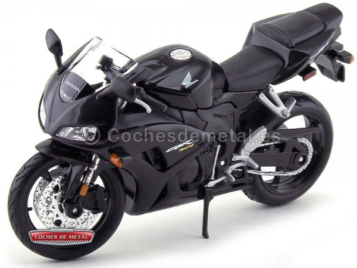 2006 Honda CBR 1000RR Negra 1:12 Maisto 31151 HO02 Cochesdemetal.es