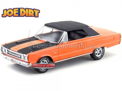 """1967 Plymouth Belvedere GTX convertible """"Joe Dirt 2001"""" 1:18 GreenLight 19006 Cochesdemetal.es"""