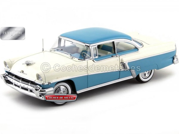 1956 Mercury Montclair Hard Top Blue/White Sun Star 5143