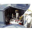 1932 Ford 3-Windows Coupé Metallic Dark Blue 1:18 Lucky Diecast 92248 Cochesdemetal.es