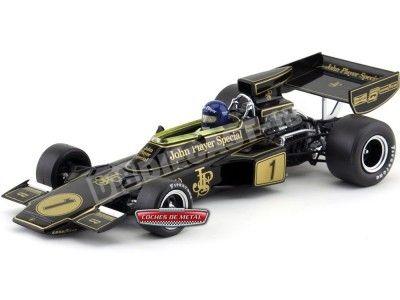 "1974 Lotus Type 72E ""Monaco Grand Prix Winner"" 1:18 Quartzo 18290 Cochesdemetal.es"