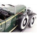 1933 Ford Lincoln KB Top Down Kewanee Green 1:18 Sun Star 6165 Cochesdemetal.es