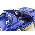 1964 Chevrolet Corvette Grand Sport Roadster #10 Blue Road Signature 92697