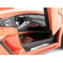 2013 Lamborghini Aventador LP700-4 Naranja 1:18 MZ Models 2057 Cochesdemetal.es