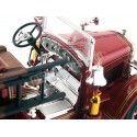 1932 Buffalo Type 50 Camión de Bomberos Rojo 1:24 Lucky Diecast 20188 Cochesdemetal.es