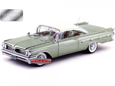 1959 Pontiac Bonneville Hard Top Dundee Green 1:18 Sun Star 5173 Cochesdemetal.es