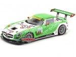 """2011 Mercedes-Benz SLS AMG GT3 """"#22 MS Racing"""" Minichamps 151113102"""