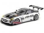 """2011 Mercedes-Benz SLS AMG GT3 """"#96 Team AMG China"""" Minichamps 151113196"""