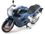 2004 BMW K1200RS Azul 1:6 Motor Max 76251