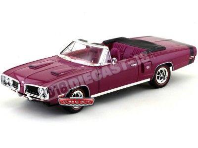 1970 Dodge Coronet R/T convertible Purple Road Signature 92548 PU
