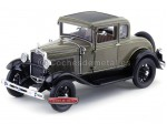 1931 Ford Model A Coupe Chicle Drab 1:18 Sun Star 6132