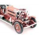 1925 Ahrens-Fox N-S-4 Camión de Bomberos Rojo 1:24 Lucky Diecast 20108 Cochesdemetal.es