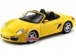 2005 Porsche Boxter S Amarillo 1:18 Welly 18005CY