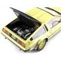1981 DeLorean LK Coupe Gold Edition 1:18 Sun Star 2702 Cochesdemetal.es
