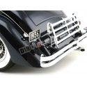 1936 Duesenberg SJN Supercharged Convertible Coupe Blue 1:18 Minichamps 107150332 Cochesdemetal.es