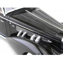 1939 Delage D8-120 Cabriolet Metallic Black 1:18 Minichamps 107115131 Cochesdemetal.es
